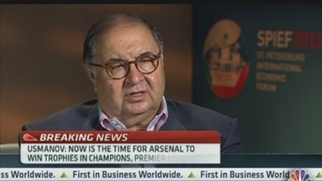 News video: Usmanov: It's Arsenal Time to Win Trophies